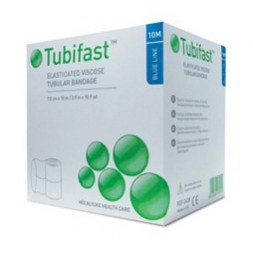 Tubifast Retention Bandages Red (3.5cm) Each 2434
