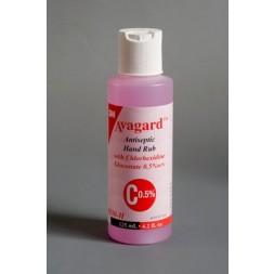 Avagard Antiseptic Hand rub - 125ml each