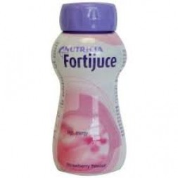 Forti Juice Forest Fruit 200ml Carton of 24