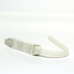 I.D Bands Safeguard Adult/Paed White