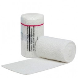 Q-Hospital Crepe Bandages 7.5cm x 1.5m Each