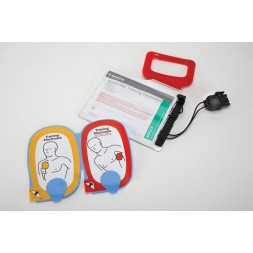 Replacement Infant/Child TRAINING Electrodes (Adhesive Portion Only) Set of 5