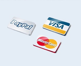eway secure online verification - VISA, PayPal and Mastercard