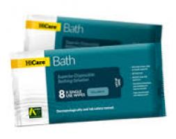 Bath Wipes & Adult Wipes