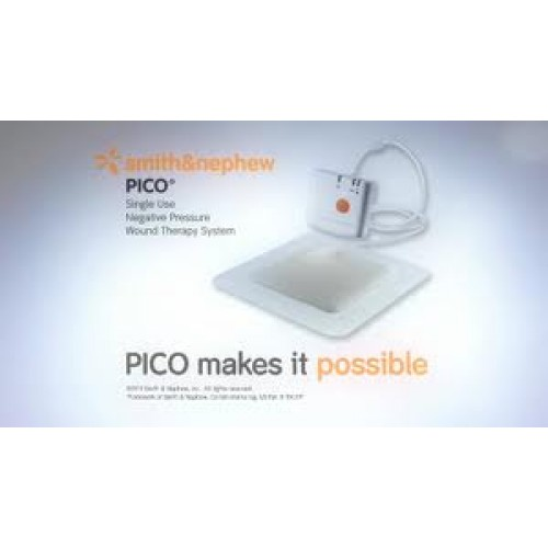 Pico Wound System Disposable Unit With 2 Dressings 10 X 30cm