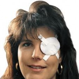 S&N Sterile Eye Pads Box of 50