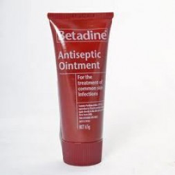 Betadine Ointment 65g Tube Each