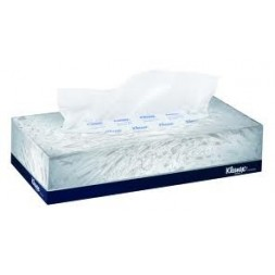 Kleenex Facial Tissues Executive 2 Ply 100'S 4720 Box of 100