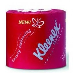 Kleenex Toilet Tissue Deluxe 2 Ply White 400 Sheet. 4735 Ctn of 48