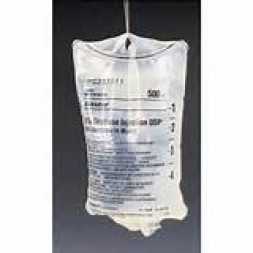 Sodium Chloride 0.9% 500ml IV Each