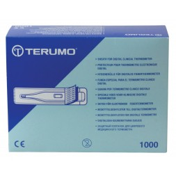 Thermometer Covers Terumo Box of 1000 OUT OF STOCK ETA 12/03
