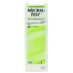 Micral-Test Bottle of 30