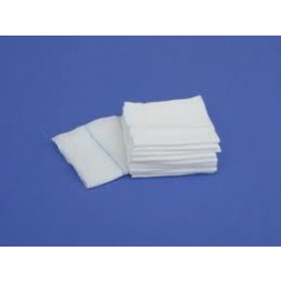 S&N Gauze Swabs Non Sterile Gamma Treated 7.5 x 7.5cm Packet of 100