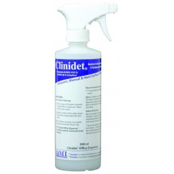 Clinidet 500ml Spray Pack Only (Empty Bottle) Each