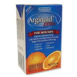 Arginaid Extra Orange Burst Ctn of 27