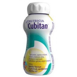 Cubitan 200ml Vanilla Bottle EACH