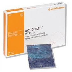 Acticoat 7 Antimicrobial Barrier Dressing 10 x 12.5cm Each