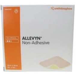 Allevyn Hydrocellular Dressings Non Adhesive 20 x 20cm Box of 10