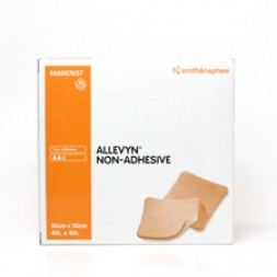 Allevyn Hyrdocellular Dressings Non Adhesive 10 x 10cm Box of 10