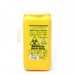 Bio-Hazard Collector B.D. Sharps 1.4 Litre One Piece