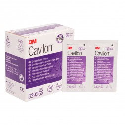 Cavilon Durable Barrier Cream Fragrence Free 2gm Sachet 3M Box of 20