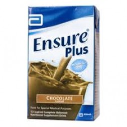 Ensure Plus Chocolate Tetra Pack 200ml Ctn 27
