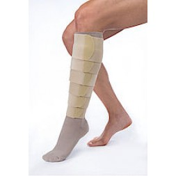 Farrowwrap Lite Leg Piece Regular Medium Tan 1 EN NL