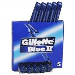 Gillette Blue 2 Razor Fixed - Pack of 5