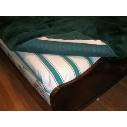 Sheepskin Hi-Temp Underblanket Medical 30mm Green Each