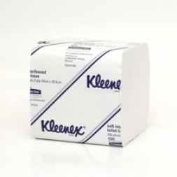 Kleenex Toilet Tissue Interleaved Executive 2 Ply 4322 Ctn of 36