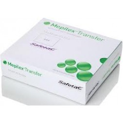 Mepilex Transfer 7.5 x 8.5cm Box of 5 294600