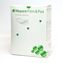 Mepore Film & Pad 9 x 10cm  Box  of 30 275400