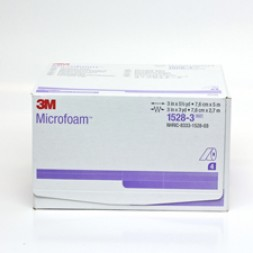 Microfoam Tape Porous Elastic 75mm x 3m Box of 4