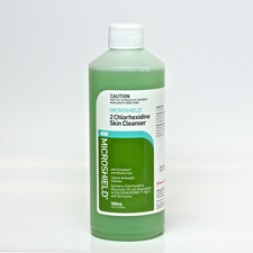 Microshield 2 Antiseptic Hand Wash - 500ml each