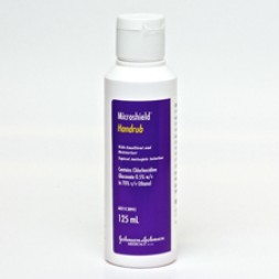 Microshield Antiseptic Hand Rub - 125ml each