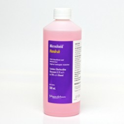 Microshield Antiseptic Hand Rub - 500ml each