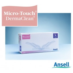 Dermaclean Non Sterile Powder Free Latex Glove Medium Box of 100-Maximum buy 10 boxes only during Covid-19
