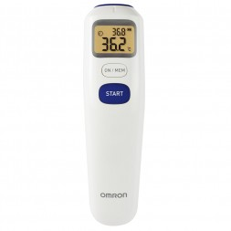 Omron Digital Forehead Thermometer MC720 Each - next available July 2020