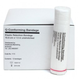 Conforming Bandages 15cm x 1.5m Pkt of 12