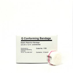 Conforming Bandages 2.5cm x 1.5m Pkt of 12