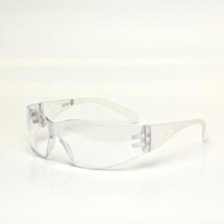 Safety Glasses Clear with Safety Sides Virtua EACH