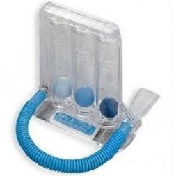 Spirometer Threeflow Respiratory Exerciser (88884717301) Each