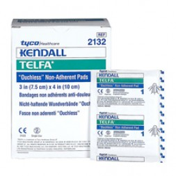 Telfa Non-Adherent Dressings 10 x 7.5cm Box of 100