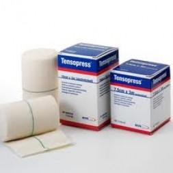 Tensopress Compression Bandages 10cm x 3M Roll