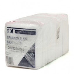 Triangular Bandages Disposable Pkt of 12