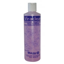 Viraclean Hospital Grade Disinfectant 500ml Squeeze Each