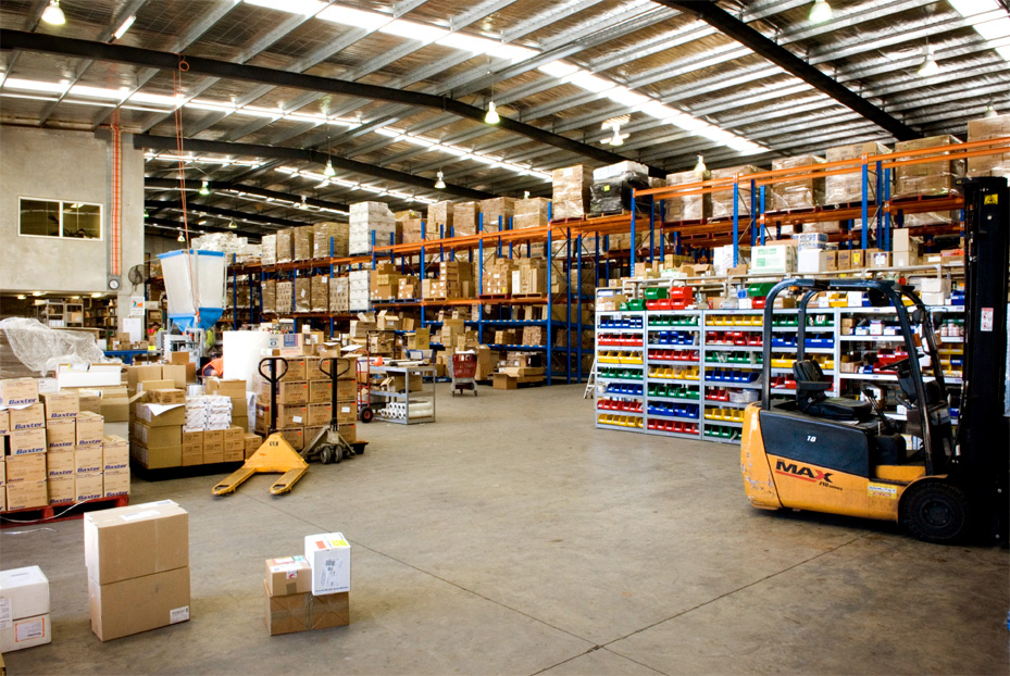 National Warehousing and Distribution Centre